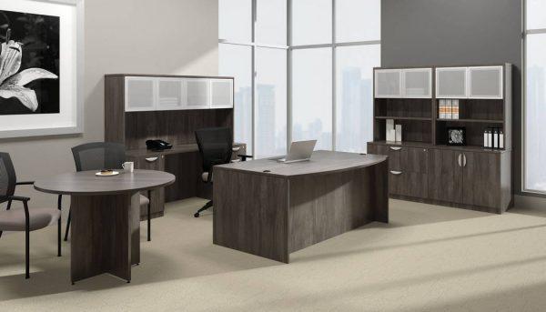 superior laminate round conference table otg alan desk 3