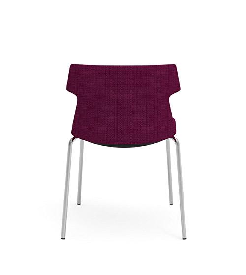 tikal upholstered side chair 4 leg idesk alan desk 1