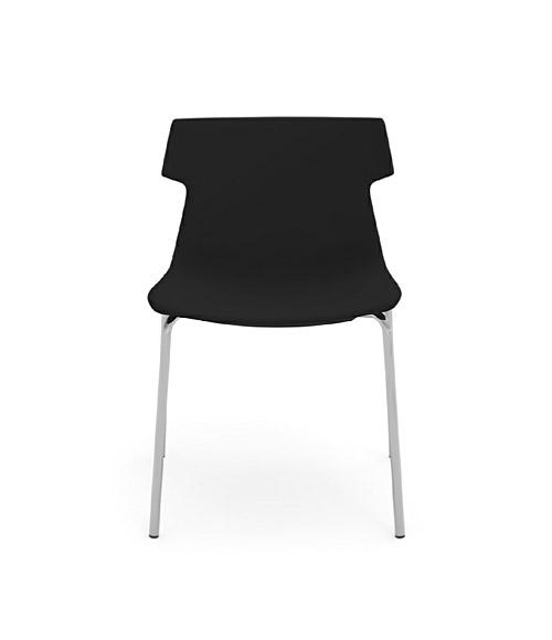tikal upholstered side chair 4 leg idesk alan desk 3