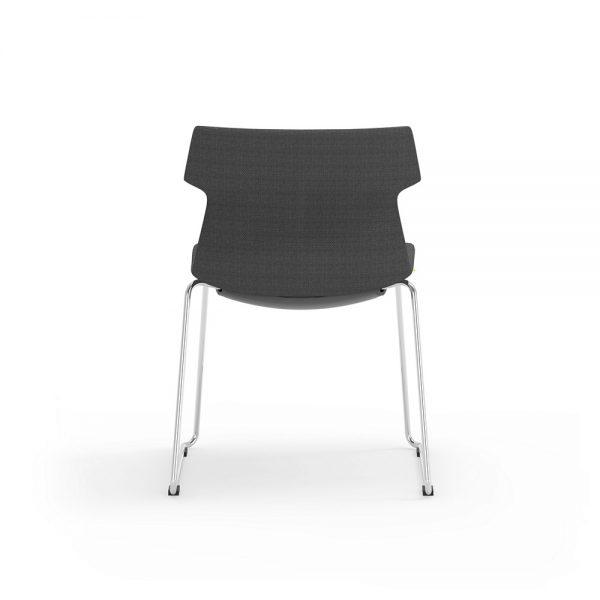 tikal upholstered side chair sled idesk alan desk 2