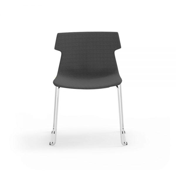 tikal upholstered side chair sled idesk alan desk 3