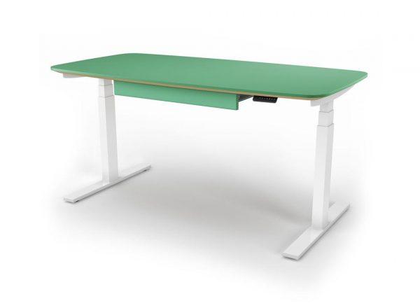 darran chameleon table 3 drawer