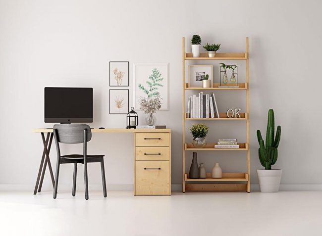 Darran Rail Collection Home Office