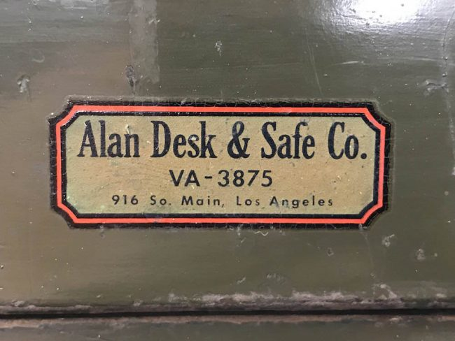 Alan Desk Business Interiors Since 1941
