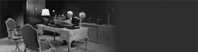 alan desk in business since 1941