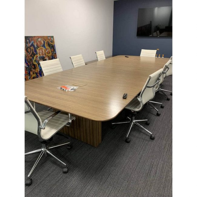 Nucraft Flow Conference Table