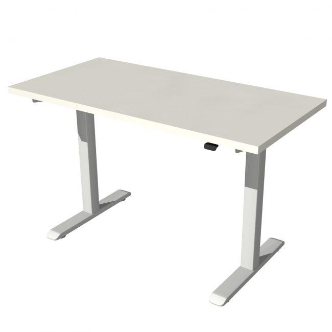 Enmo Standing Desk White (3)