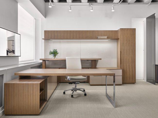 nucraft ascari executive office