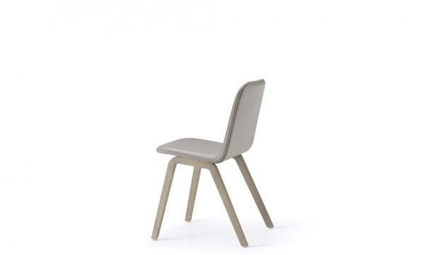 mojo side chair from the back