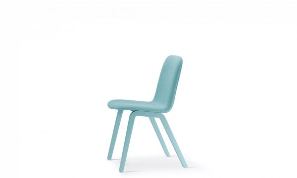Source International Mojo Guest Chair in all blue