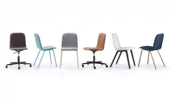 Collection of different mojo chairs