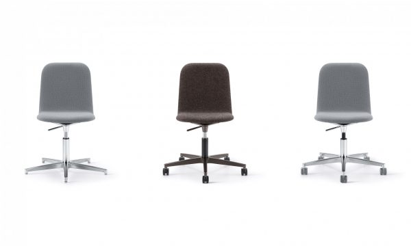 Different types of Mojo multi use chairs